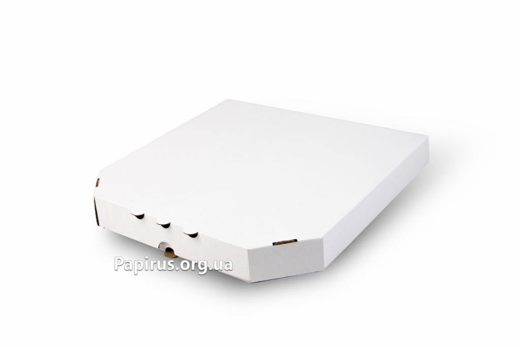 Печатный дом Папирус, г. Сумы, Коробка для пиццы